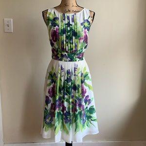 Ralph Lauren floral dress size 8